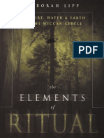 Deborah Lipp - Elements of Ritual