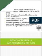 Tema. Implementación ISO 27001 - Inventario de Activos
