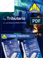 ANALISIS TRIBUTARIO - CAUOR