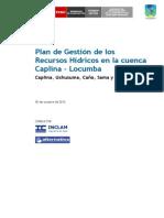 Plan de Gestión de los Recursos Hidrícos en la Cuenca Caplina-Locumba_aprobado_CRHCCL