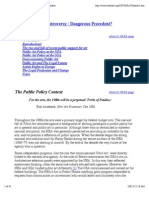 """Harriet Senie- Tilted Arc, The Public Policy Context"""