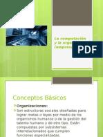 La Computación y La Organización (Empresa)