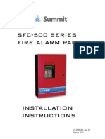 LT-959SUM SFC-500 Installation Manual