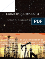 Curva IPR Pwf Mayor Pb