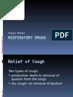 Pharmacology Blok Respirasi