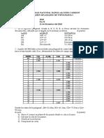 Examen Aplazados Topo i - 2010b