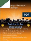 Solar Energy - Top View