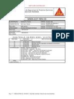 Igolflex Fachada Msds 227 03