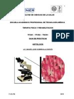 Guia Histologia 2015-II