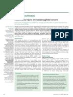 Acute Kidney Injury an Increasing Global Concern
