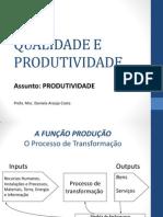 01 - Produtividade 1 e 2