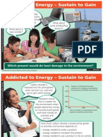 Addicted to Energy – Sustain to Gain