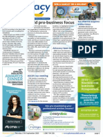 Pharmacy Daily for Thu 17 Sep 2015 - Guild pro-business focus, Qld Guild supports Bravehearts, MedAdvisor partners Apotex, Travel Specials and much more