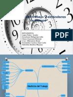 Medición Del Trabajo y Estándares de Tiempo INTRODUCCION