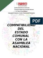 Asamblea Nacional vs Poder Comunal