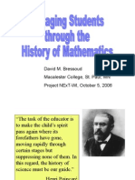History of Math PPT