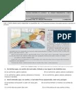 Bimestral 6º Amo 1º Bimestre PORTUGUES