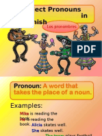 subjpronouns