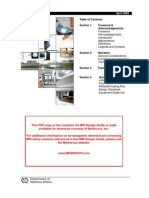 MRI Design Guide Table of Contents Section