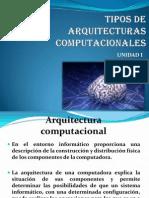 Arquitectura-computacionales Unidad 1