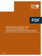 IIF_Implementing Robust Risk Appetite Framework to Strengthen Financial Institutions_ IIF