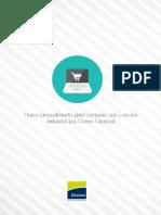 DNA Procedimiento Compras web y Envios Correo