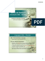 02 - Introdução e Revisão de SQL
