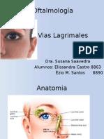 Presentacindeoftalmo Viaslagrimales 130314213952 Phpapp01