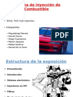 Port Fuel Injection Grupo 3