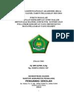 5-Rka Pengawas Sekolah Semester Ganjil2010-2011 Per m