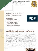 Análisis Sector Cafetero – Juan Valdez
