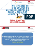 Gestion y Manejo de Rr.ss