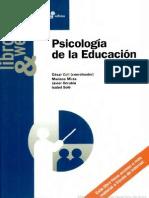 Coll, Cesar - Psicologia de La Educación