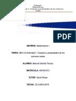 MIII–U2-Actividad 1. Conjunto y Propiedades de Los Números Reales (4)