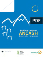 Gestión de riesgos en Ancash