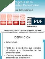 Patogenia de La Enfermedad Periodontal