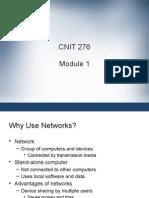CNIT 276 Module 1