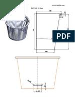 Práctica Sw 15 - Cesto Plástico
