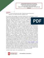 Reseña s3 Plataformas Para Educación a Distancia