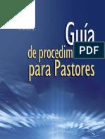 Guia de Procedimientos Para Pastores