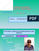 Caso Clínico - Guía Periodoncia