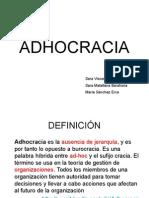 ADHOCRACIA.ppt