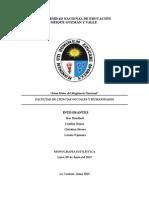 Monografía Estilística. Dcm