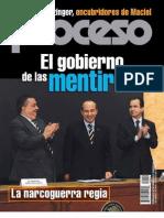 Revista Proceso - 07 de marzo de 2010 • No. 1740