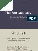 Unit III, Govternment 2305, Chapter 13, The Bureauracracy