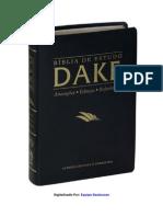 Bíblia Dake - 39 Malaquias