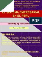 El Sistema Empresarial