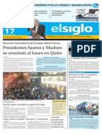 Edicion Impresa El Siglo 17-09-2015