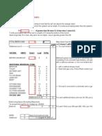 Septic Design Spreadsheet