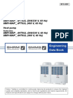 Toshiba Carrier SHRM SMMS VRF Engineering Data Book